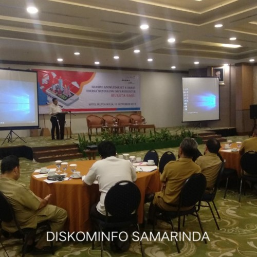 Tingkatkan Sarana Internet, Icon Plus Gelar Sharing Knowledge dan Smart Energy