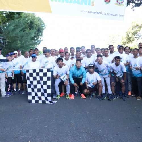 Peduli Rinjani, 137 ASN Ramaikan STAPALA Virtual Run