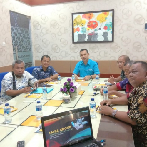 Diskominfo Samarinda Serap Program Di Provinsi Melek IT