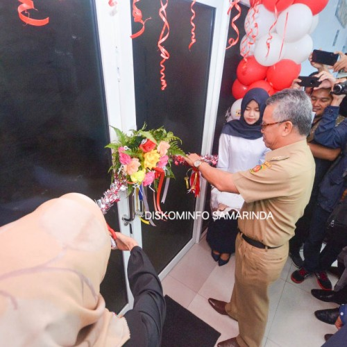 Samarinda Kini Miliki Command Center