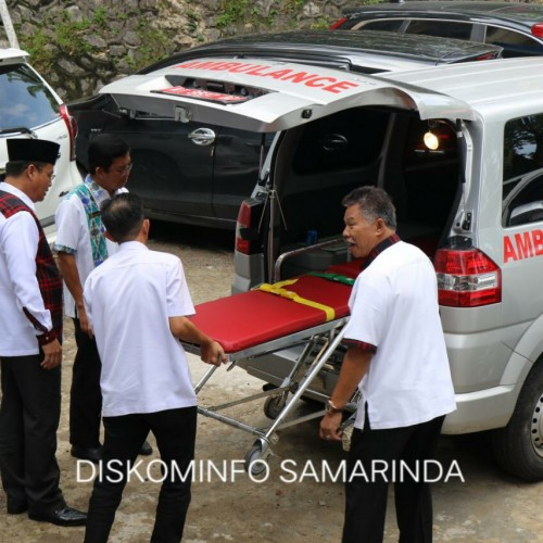 Respon Cepat No Darurat 112,  Ambulans Siaga di Command Center